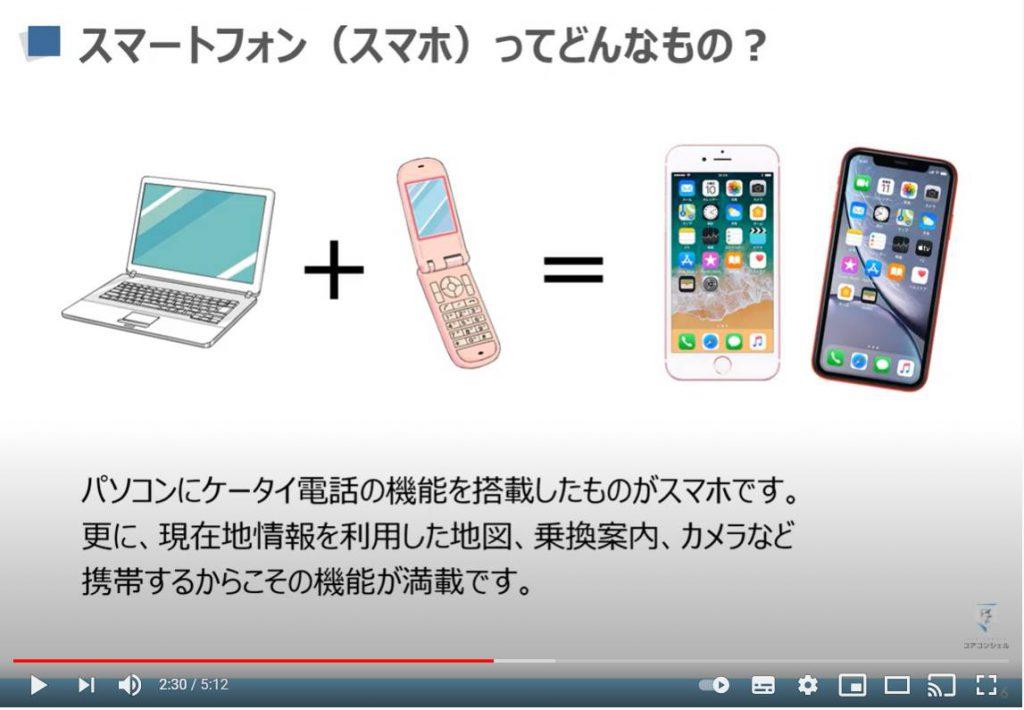 スマートフォンとは