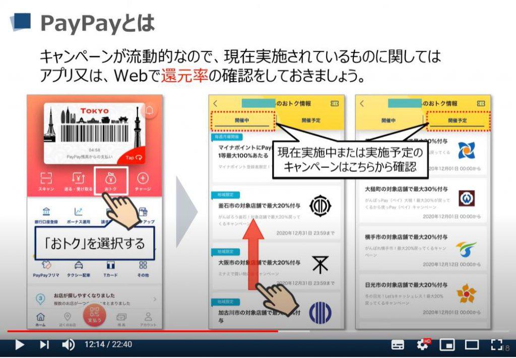 PayPay(ペイペイ)の使い方:PayPay(ペイペイ)とは