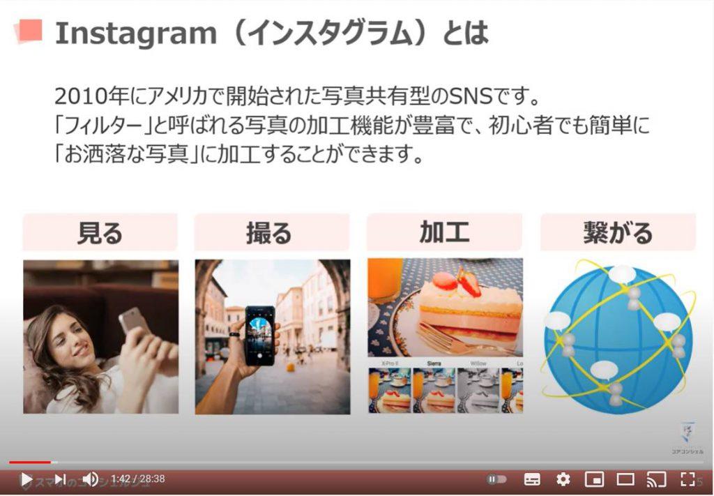 Instagram(インスタグラム)の使い方:インスタグラム(インスタ)とは