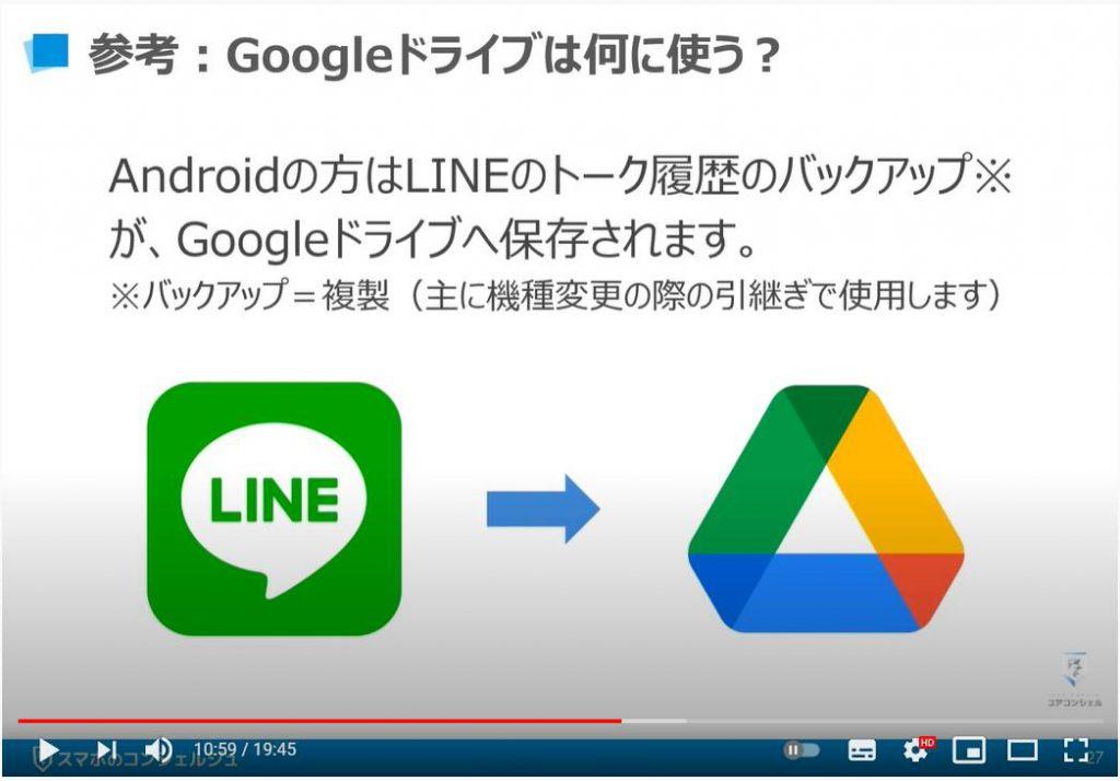 質問の多いスマホ用語について丁寧に解説:Googleドライブって何に使う