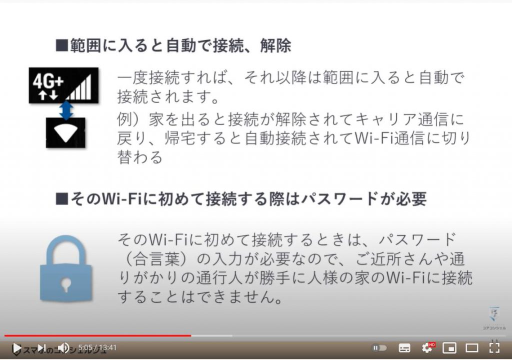 カフェでWi Fiに接続する方法~マクドナルド・ドトールコーヒー・ベローチェ~:Wi-Fi(ワイファイ)の自動接続と解除