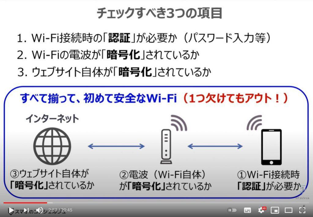 カフェ・お店で安全にWi-Fiを利用する方法:チェックすべき3つの項目